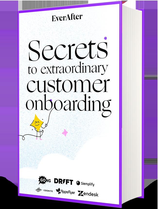 Customer onboarding - Ebook